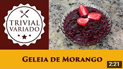 video receita geleia de morango