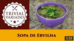 video receita sopa ervilha